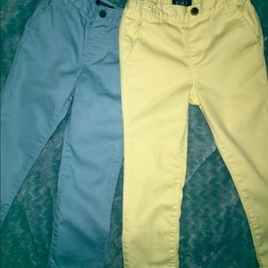 Boy's Dress/Casual Pants (Toddler) - 2 for 1 Deal